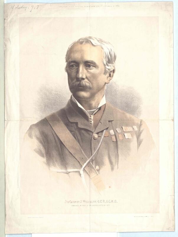 Wolseley, 1. Viscount Wolseley, Garnet Joseph