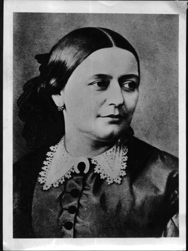 Clara Schumann, geborene Wieck