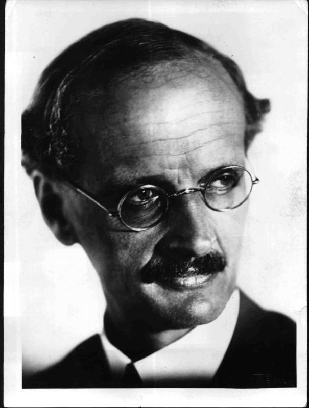 Professor Auguste Piccard