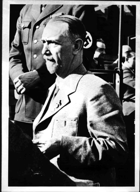 Felix Linnemann, der DFB Präsident von 1925-1945