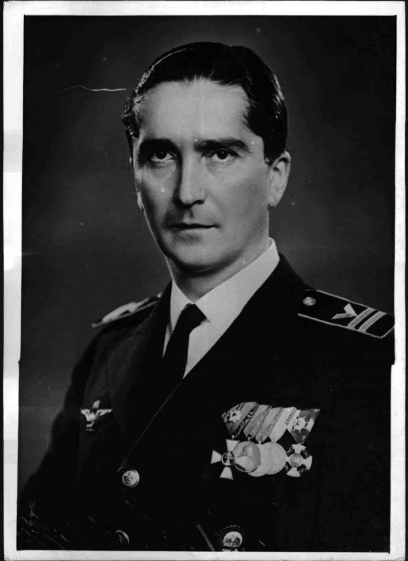 Stephan von Horthy