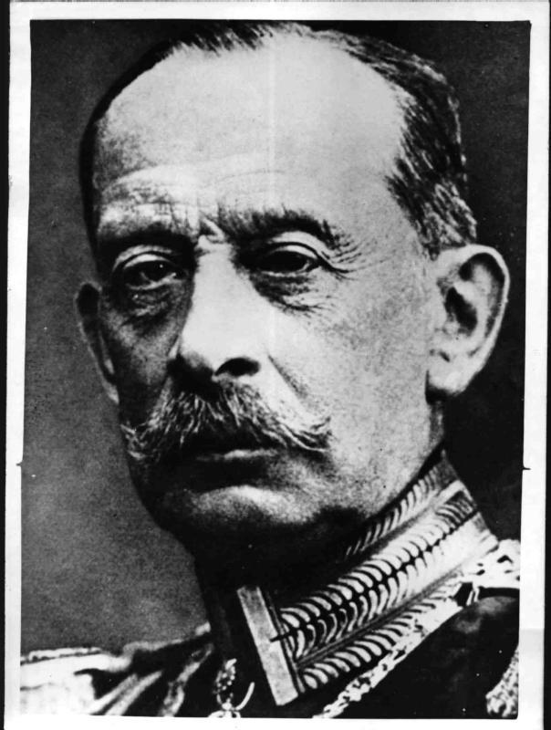 Graf Alfred von Schlieffen