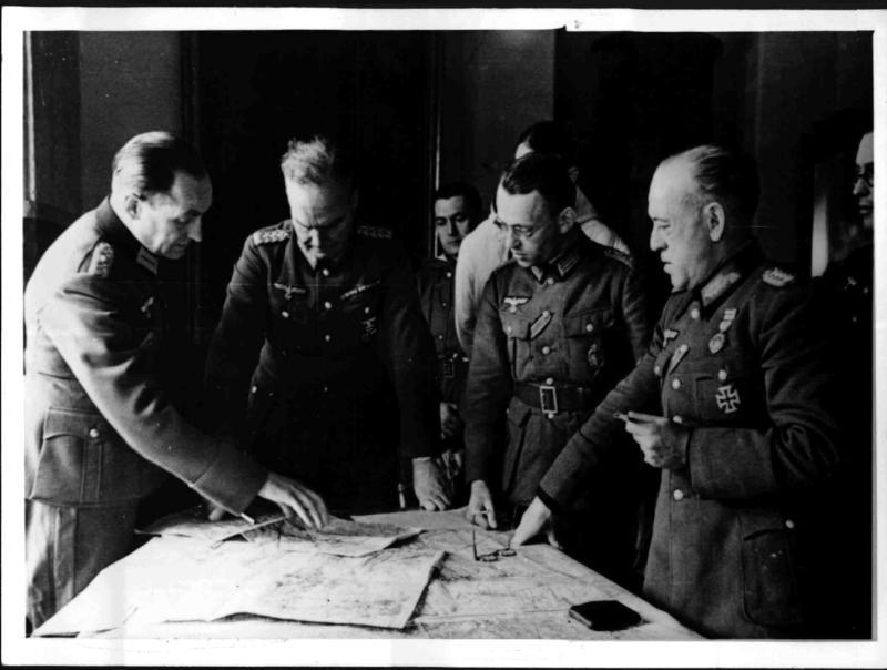 Generalmajor Infantes