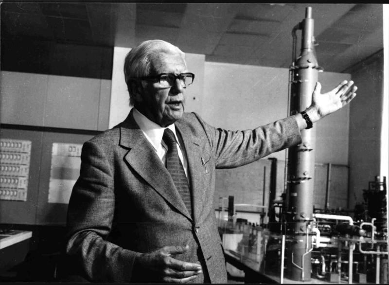 Prof. Hermann Mark