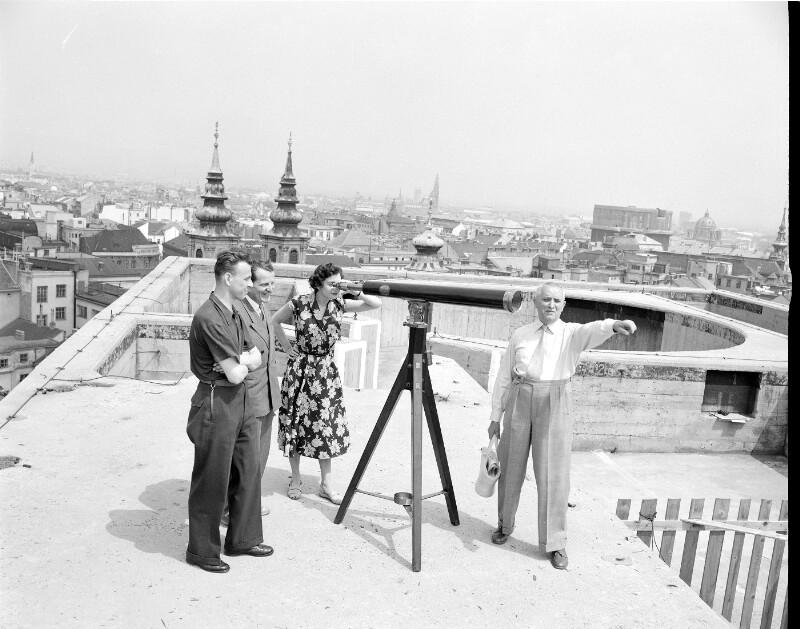 Wien: Flakturm VI