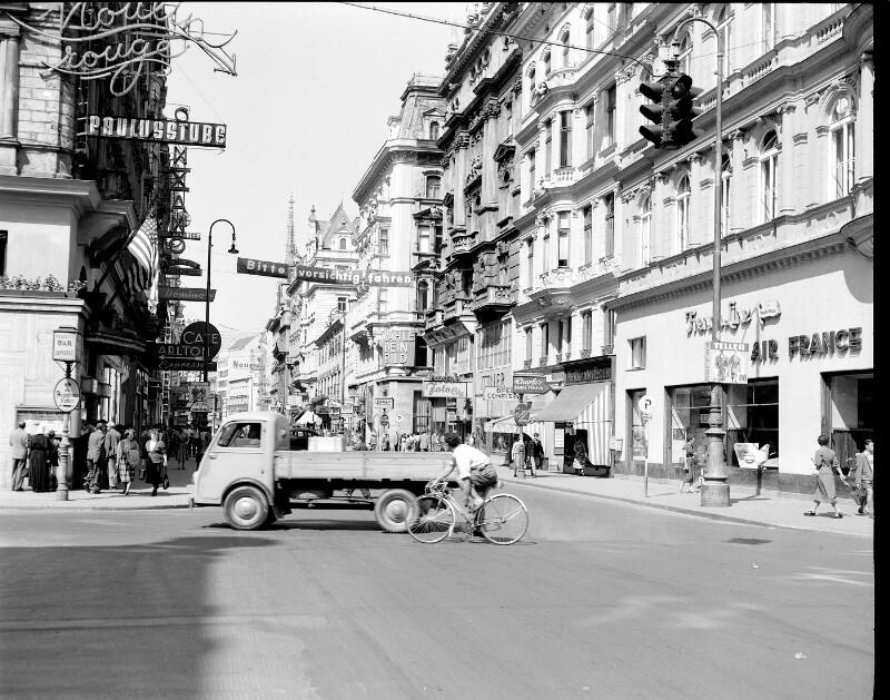 Wien: Kärntnerstraße
