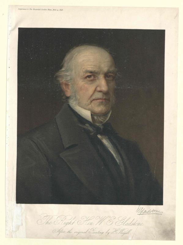 Gladstone, William