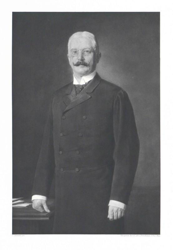 Gautsch, Freiherr von Frankenthurn, Paul