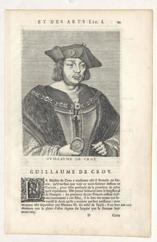 Croy, Guillaume de