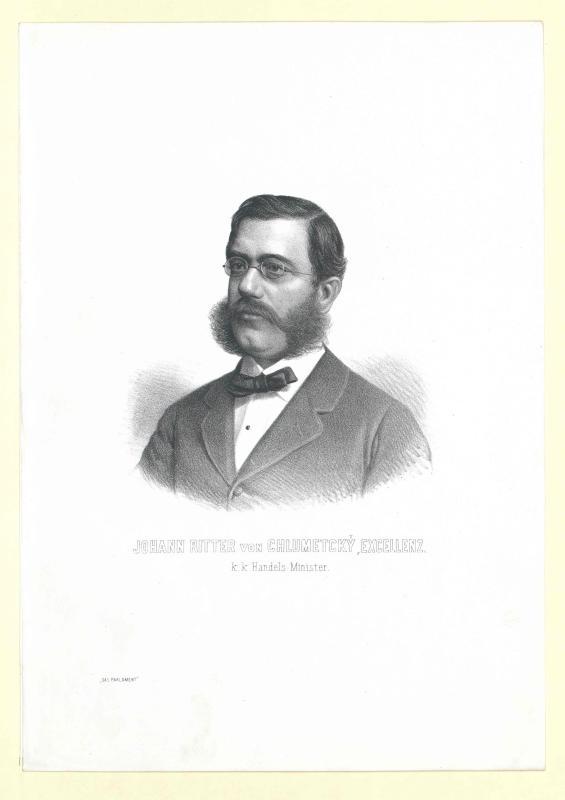 Chlumecky, Johann Freiherr von