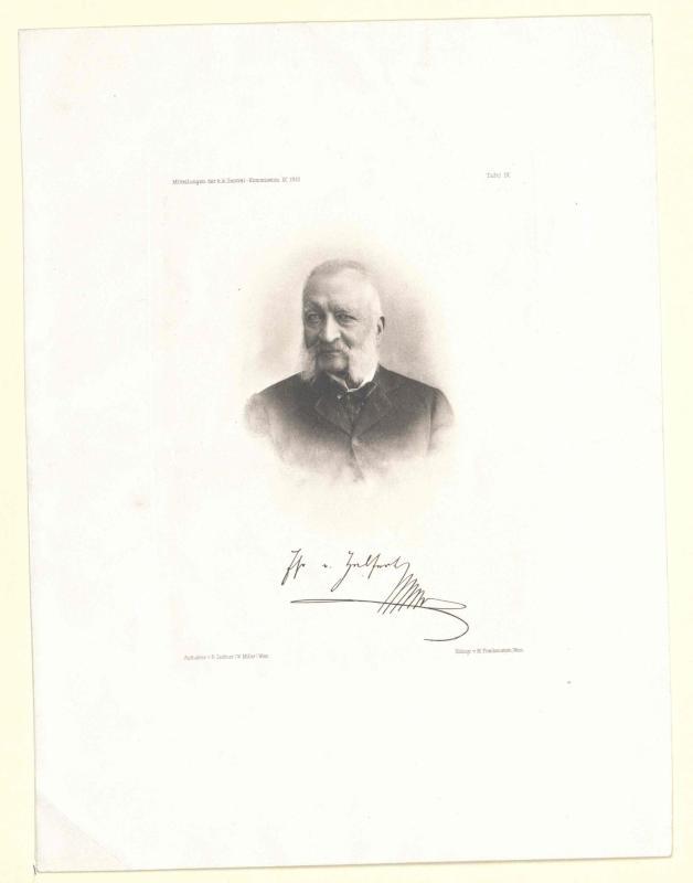 Helfert, Josef Alexander Freiherr von