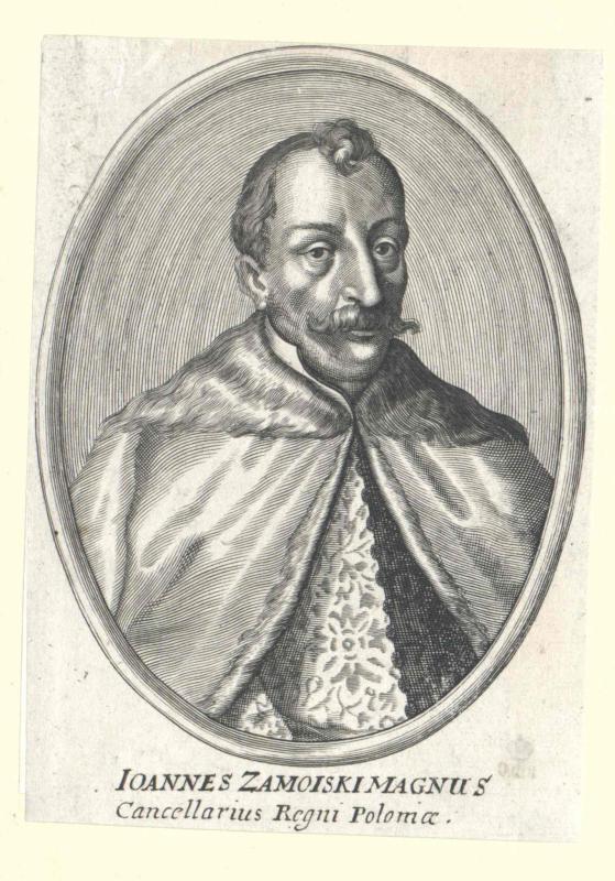 Zamoyski, Jan Savius