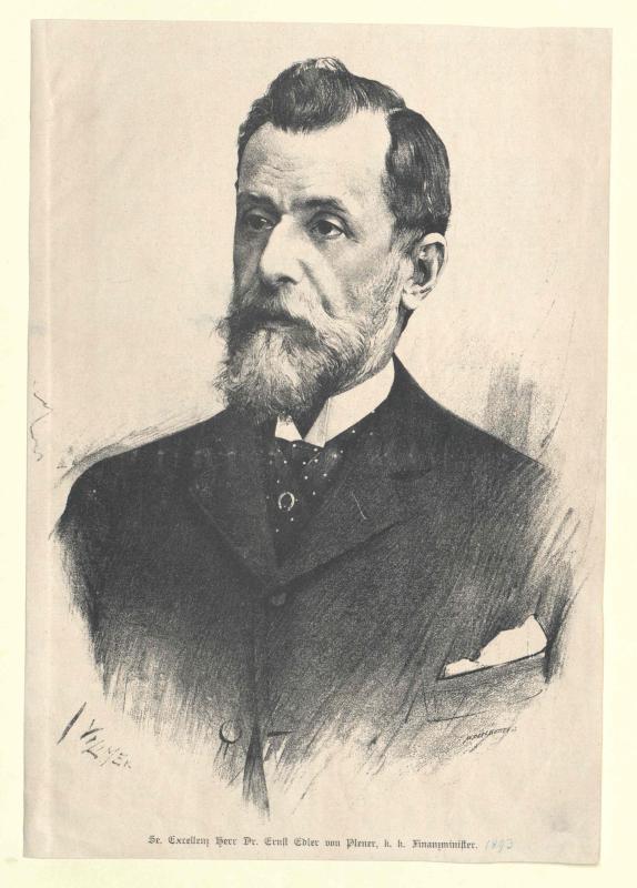 Plener, Ernst Freiherr von