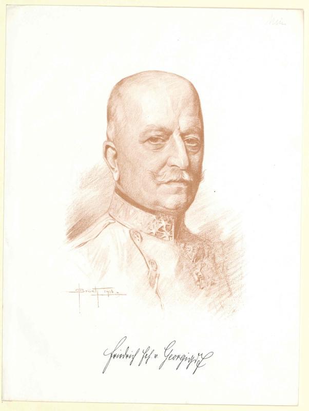 Georgi, Friedrich Freiherr von
