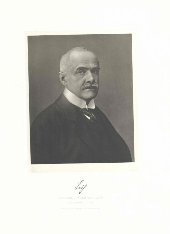 Leth, Karl Ritter von
