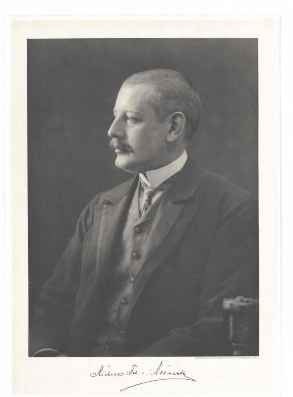 Bienerth-Schmerling, Richard Graf von