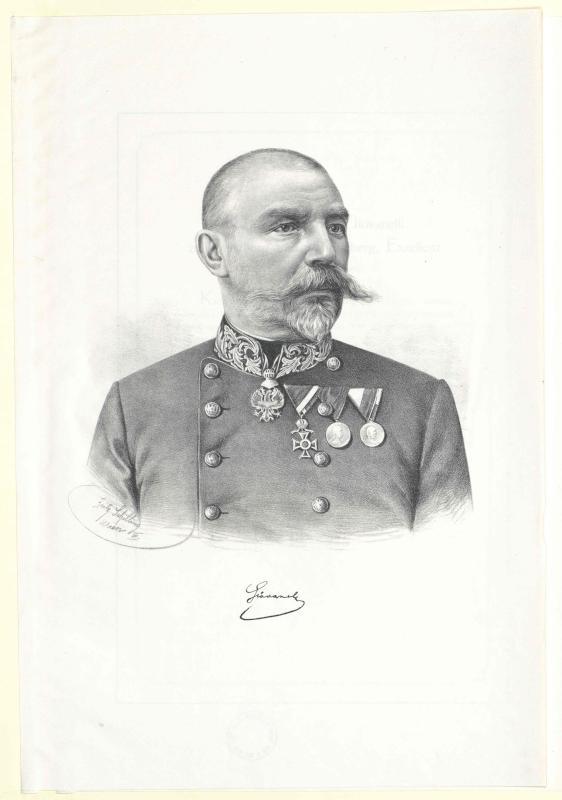 Giovanelli zu Gerstburg und Hörtenberg, Karl Freiherr von