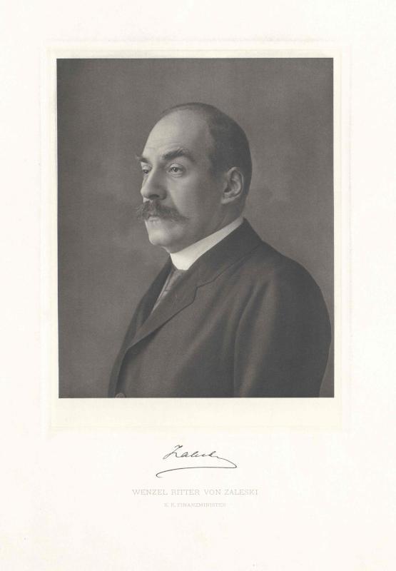 Zaleski, Wenzel Ritter von