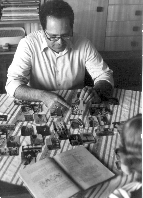 Bernard Golden, um 1985