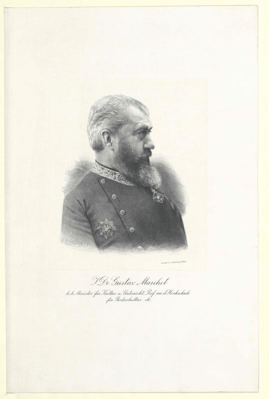Marchet, Gustav