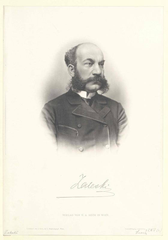 Zaleski, Philipp Ritter von