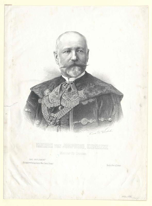 Josipovich, Emmerich von