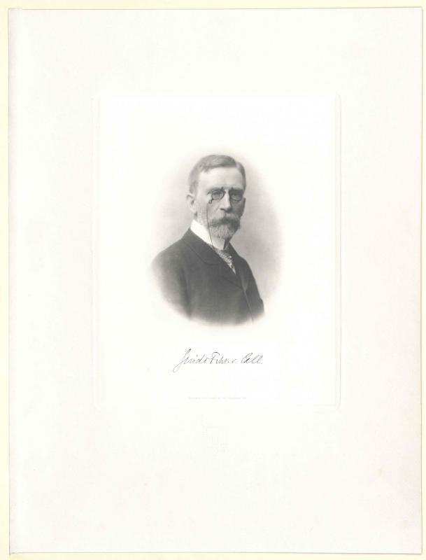 Call zu Rosenburg und Kulmbach, Guido Freiherr von