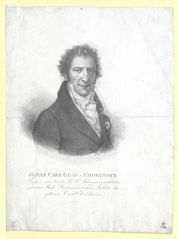 Chorinsky, Ignaz Karl Graf