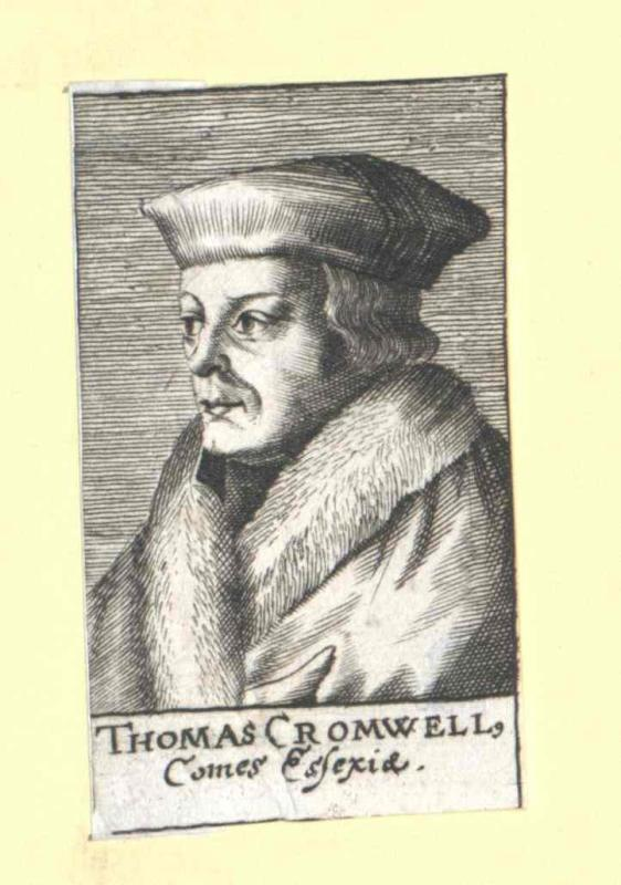 Cromwell, 1. Earl of Essex, Thomas