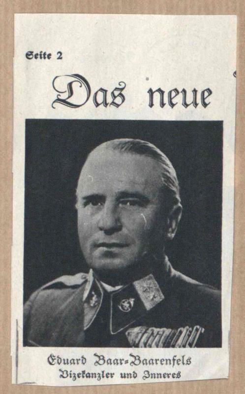 Baar-Baarenfels, Eduard von