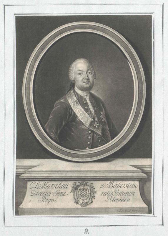 Marschall von Bieberstein, C. L.
