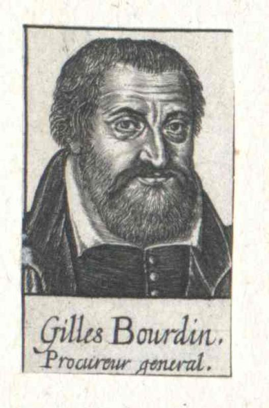 Bourdin, Gilles