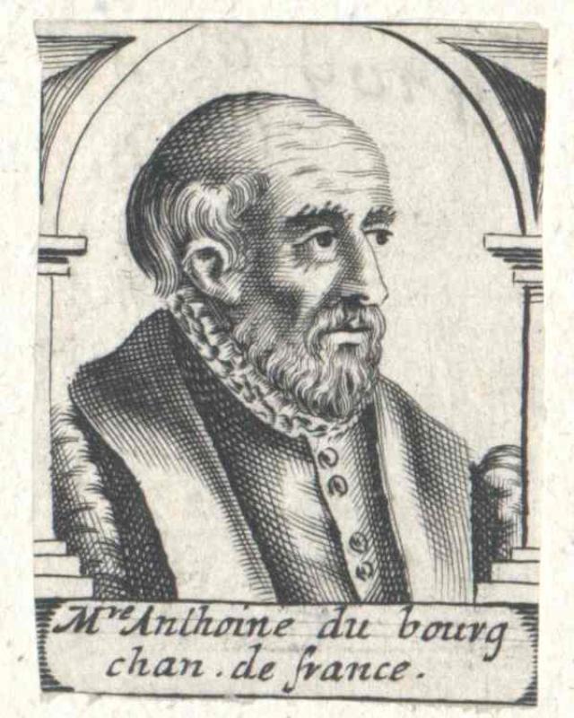 Bourg, Antoine du