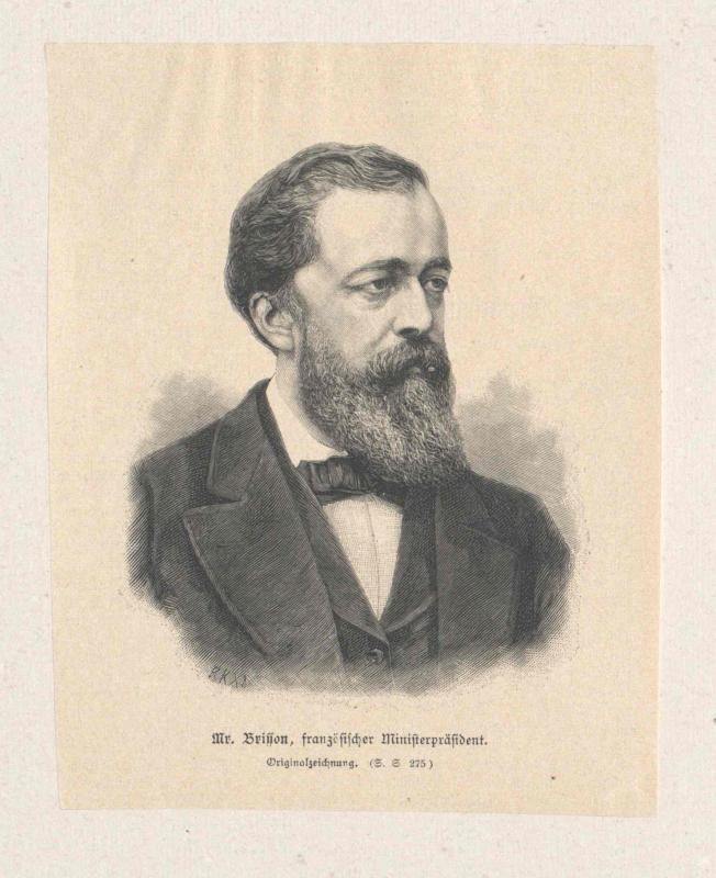 Brisson, Eugène Henri