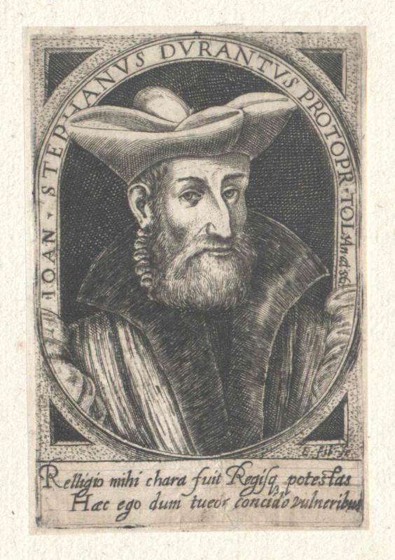 Duranti, Jean Etienne