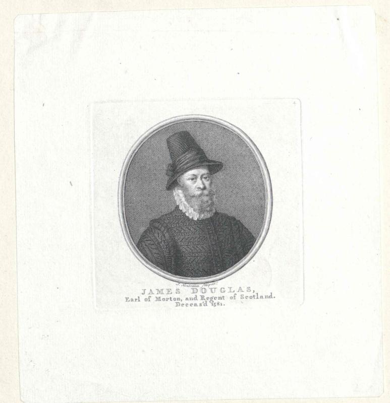 Douglas, 4. Earl of Morton, James