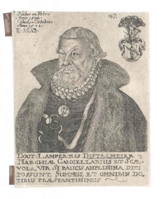 Distelmeyer, Lampert