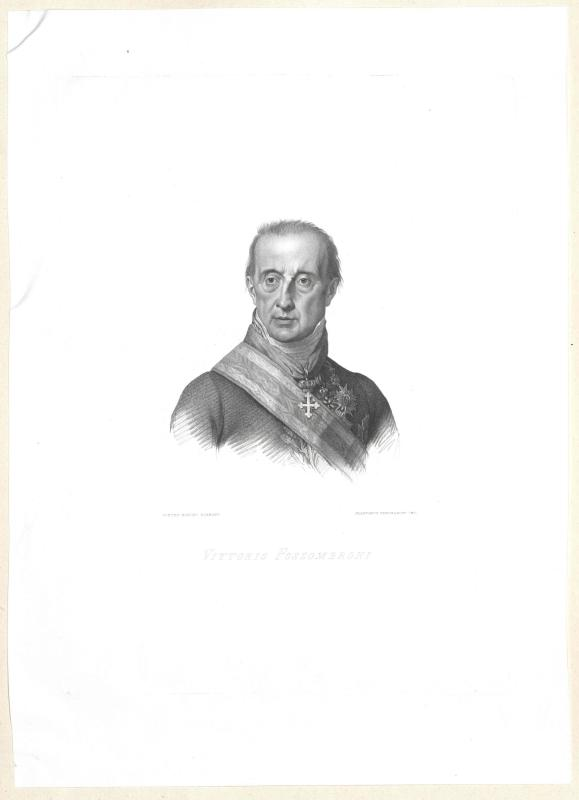 Fossombroni, Vittorio