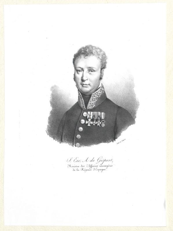 Gispert, Antonio de