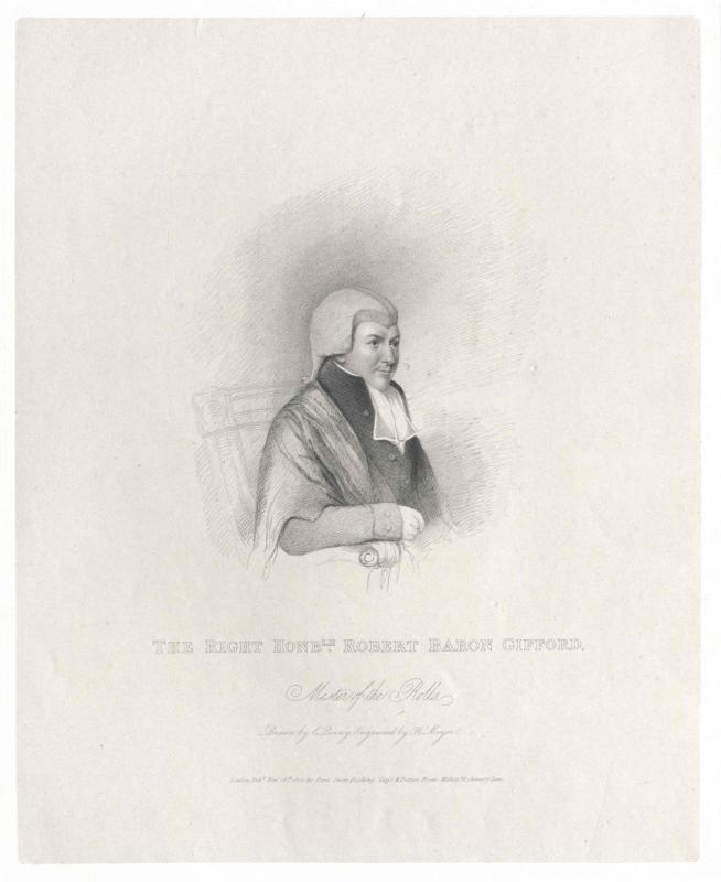 Gifford, 1. Baron Gifford, Robert