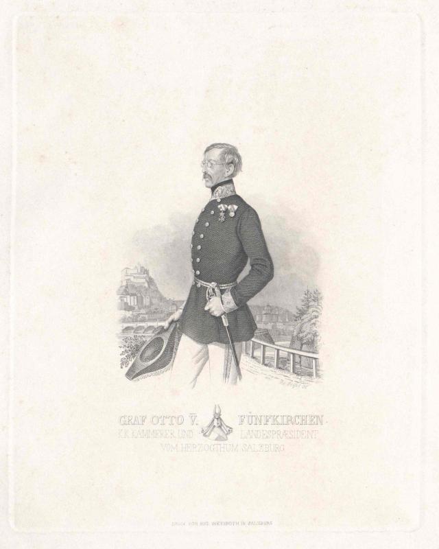 Fünfkirchen, Otto Franz Graf von und zu