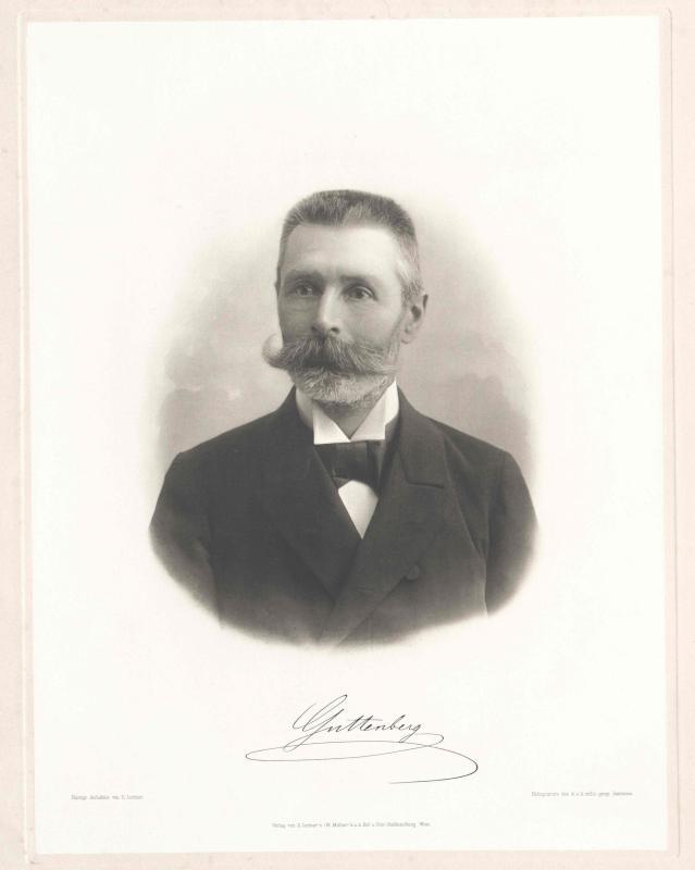 Guttenberg, Emil Freiherr von