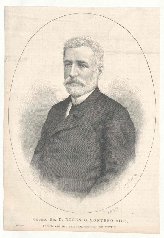 Montero Ríos, Eugenio