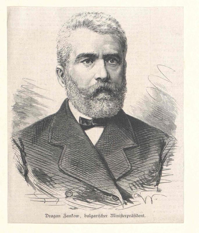 Zankow, Dragan Kiriakow