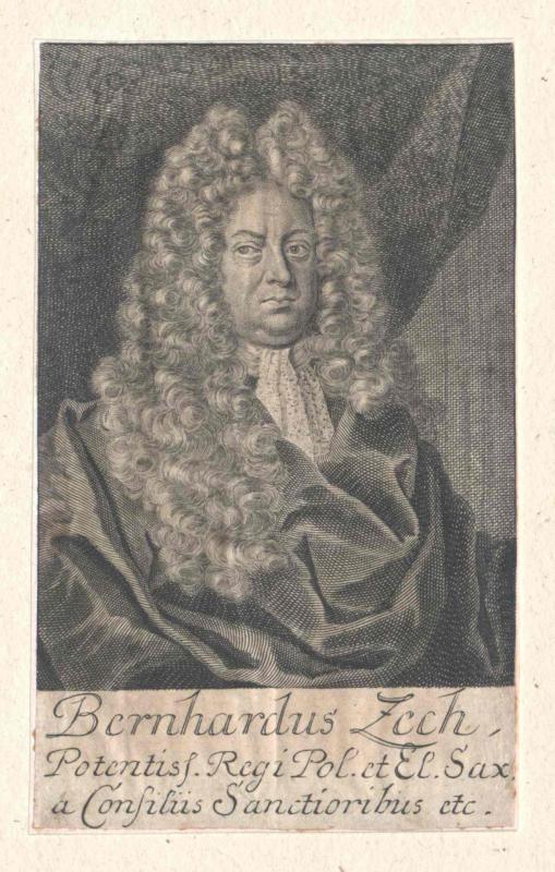 Zech, Bernhard von