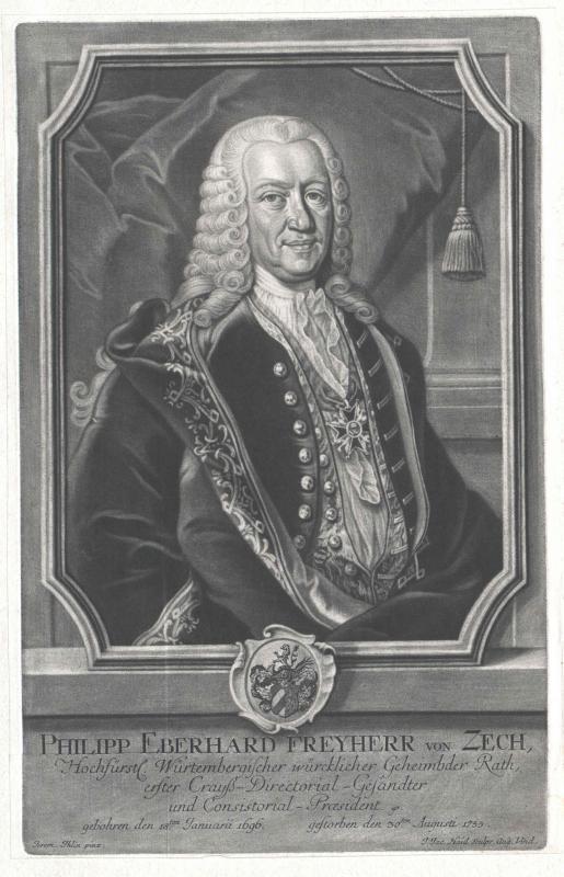 Zech, Philipp Eberhard