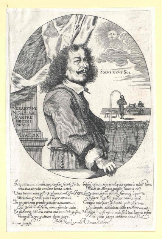 Manfre, Blaise de
