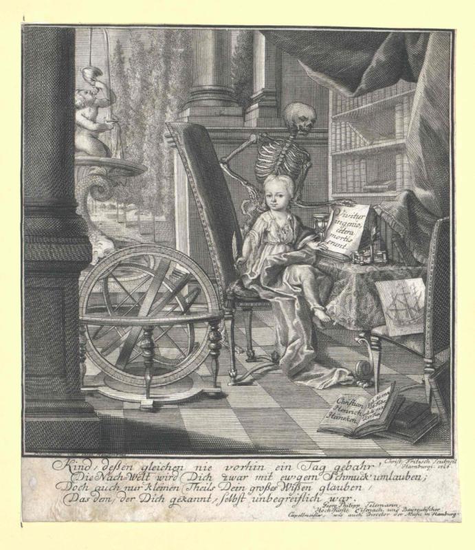 Heinecken, Christian Heinrich