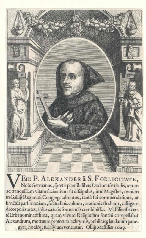 Alexander a Sancta Felicitate