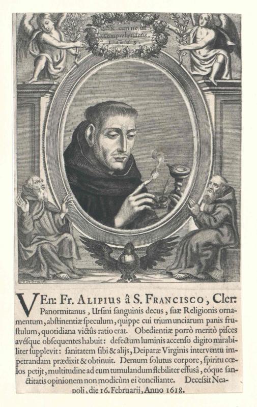 Alipius a Sancto Francesco